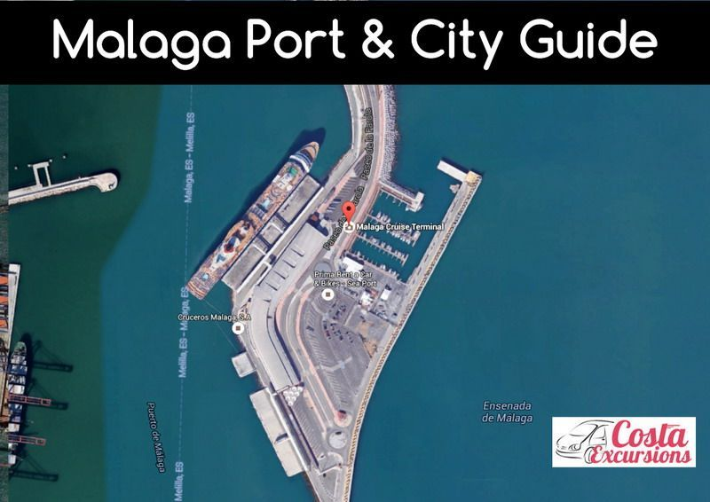 Malaga Port & City Guide