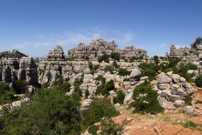 Private Trekking Tour to El Torcal from Marbella or Malaga