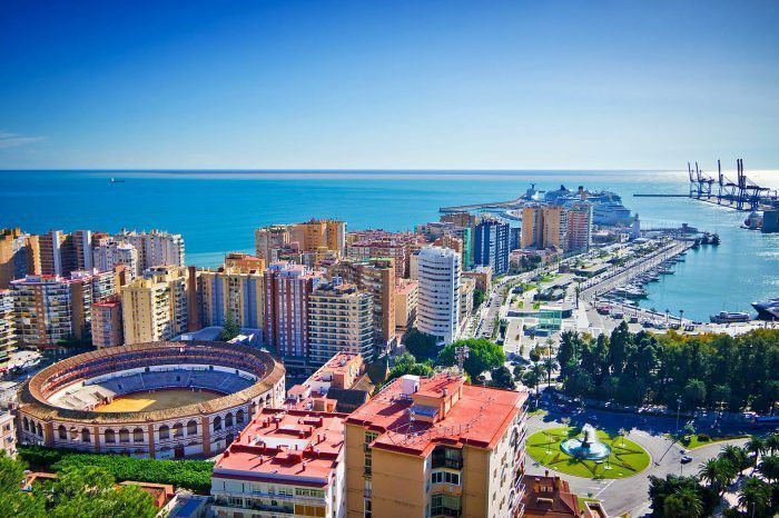 Malaga Private City Tour