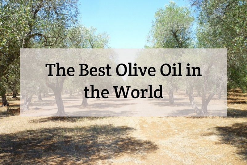 The best olive oil in the world (spanish of course) |
