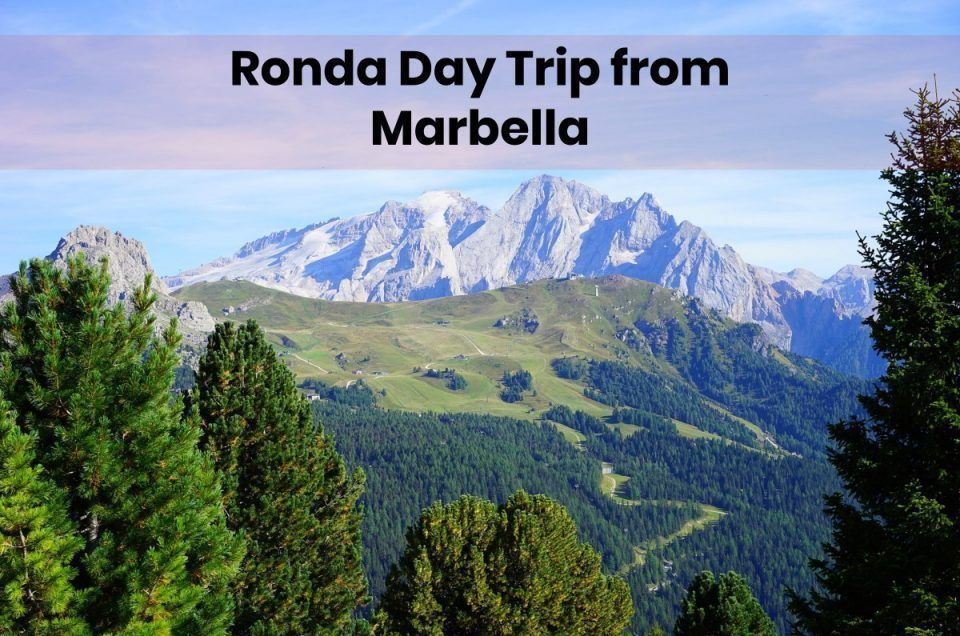 day trip marbella to ronda