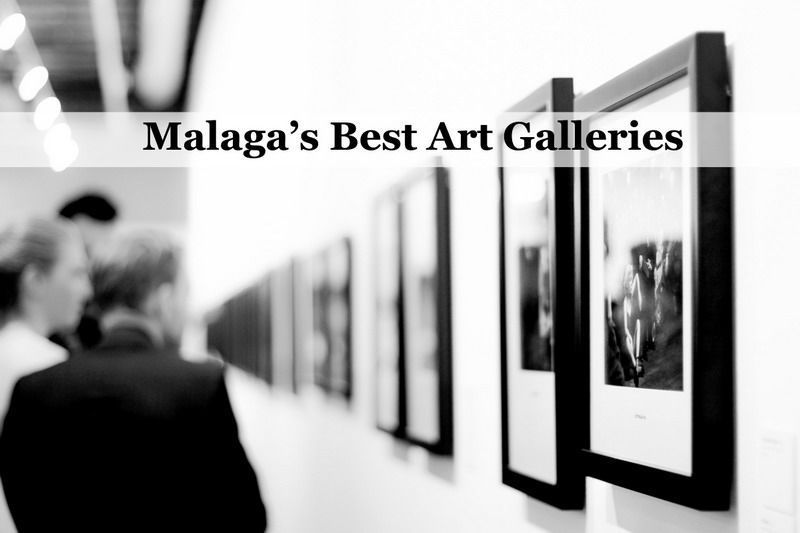 art galleries malaga