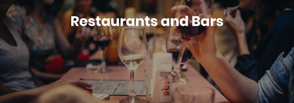 Restaurants and Bars