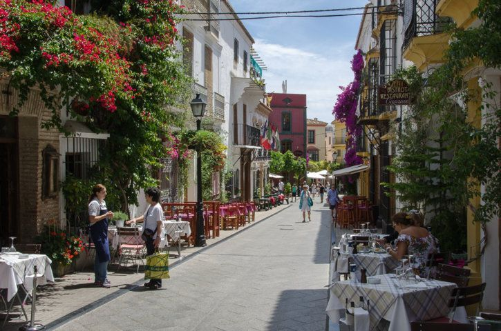 what to see in marbella