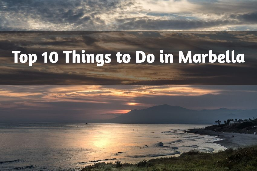 what to do in marbella