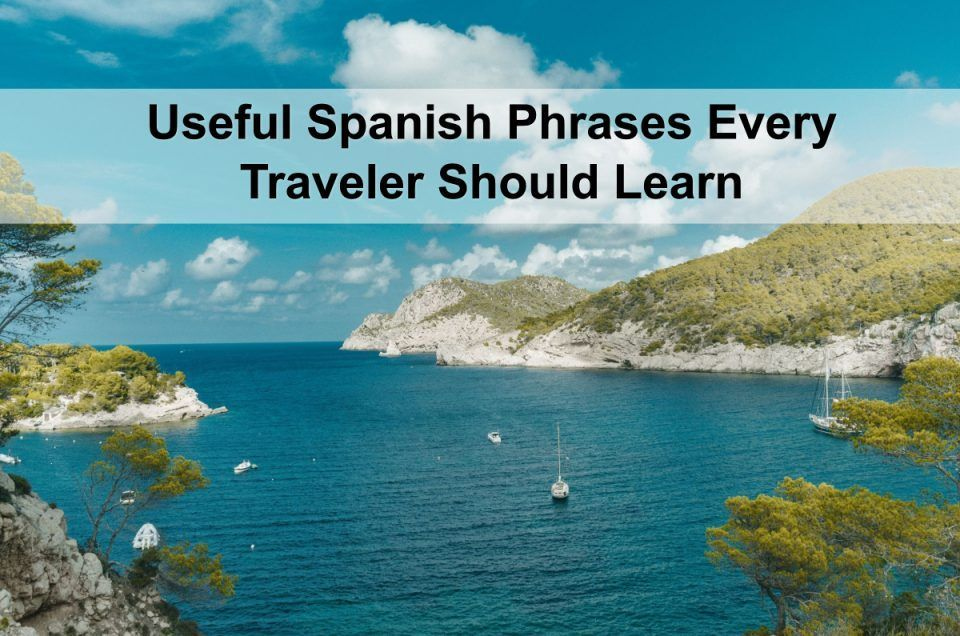 spanisg for travellers