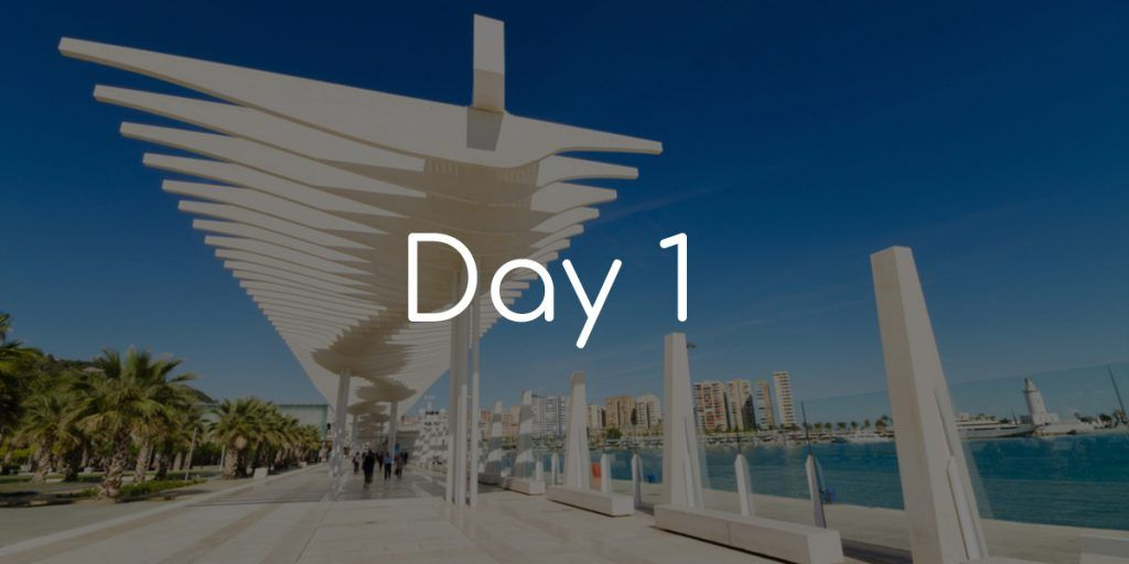 What to do in Malaga in 4 Days 1